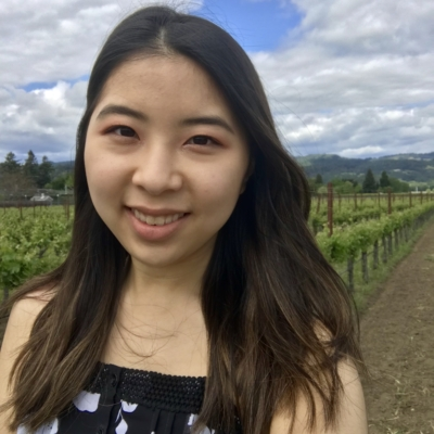 Breana Inoshita,  Community and Regional Development BS focused on food desert interventions. Breana became a law student at UC Hastings after graduating in 2017.