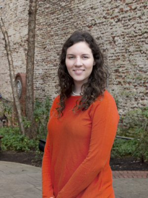 Alana Stein,  Sociology PhD candidate focused in food security, organizational networks, and intersectionality