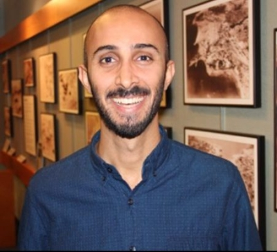 Sam Roodbar,  Geography Ph.D. candidate focused on food systems, and economic geography.