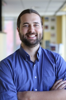 Andrew Leach,  MBA and Geography MS student focused on spatial analysis of clean energy infrastructure, biomass, and land management.