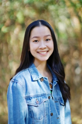Alexandra Huynh, gap year student pursuing a B.S. in Chemical Engineering at Stanford University in the fall of 2021. Interested in urban planning for sustainable and equitable food systems